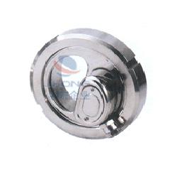 La mirilla de acero inoxidable para el sistema de tuberías