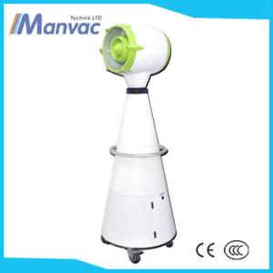 Certificação Ce Embaciamento Pump-High Industrial de ventiladores de refrigeração de névoa de óleo de pressão