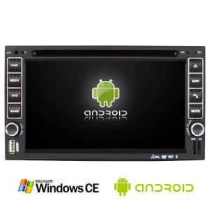 6.5inch reprodutor de DVD dobro do carro do RUÍDO 2DIN com sistema Android Ts-2507-1