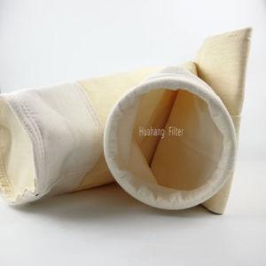Fabrikant de op hoge temperatuur van de Zakken van de Filter van de lucht Nomex