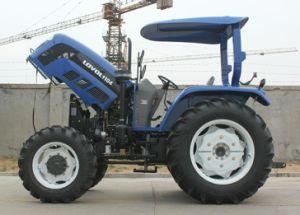 De Tractor van het Landbouwbedrijf 110HP van Lovol van Foton 4WD voor de Markt van Indonesië