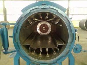 Tipo caldaia di vulcanizzazione del riscaldamento di vapore di automatico