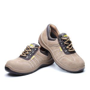 Cuero gamuza Delta Zapatos de seguridad para el trabajo