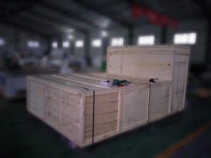 木製の切り分ける機械CNCのルーター1325木打抜き機