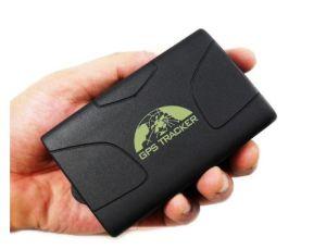 GPS Tracker 104 Batería de larga duración pare el motor de forma remota