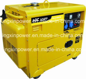 5kw Air Cooled Diesel Generator (SG6500SE)