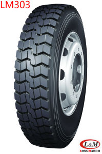 1200R20 LONGMARCH Truck Tire (1200R20LM303)