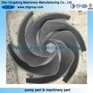 Le titane ANSI Goulds chimique 3196 Remplacements de rotor de pompe à l'investissement