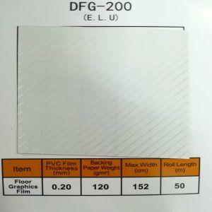 経済的な2mm印刷された図形フィルム