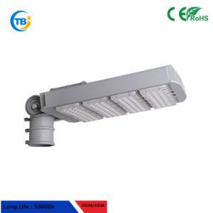 IP67 Resistente al agua al aire libre 5 años de garantía de la calle LED lámpara de luz