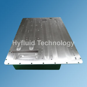 銅のヒートパイプはマイクロウェーブ装置のための脱熱器を削る