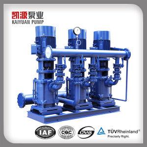 Bajo consumo de agua a presión constante suministro de equipos