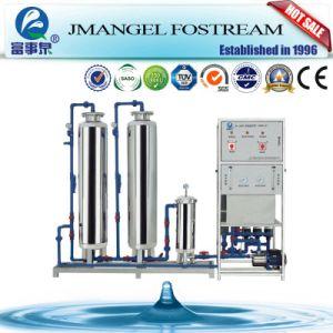 Apparatuur van de Behandeling van het Water van de goede Kwaliteit de Roestvrij staal Zacht geworden