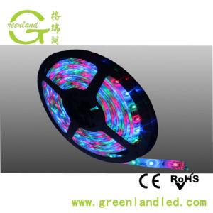 Alta Luminosidade Única Linha 3528 60LEDs/Faixa de LED do medidor 4,8 watt por metro