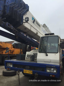 Gru utilizzata del camion, gru mobile utilizzata di Tadano