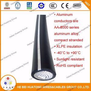 cavo solare resistente di PV del cavo di luce solare dell'AWG 2000V 400