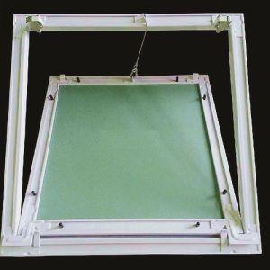 Panneau d'accès en aluminium avec panneau d'accès au plafond