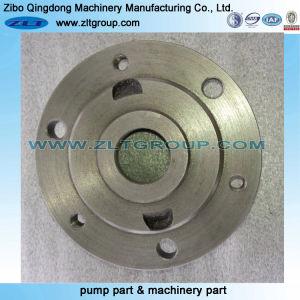 La maquinaria de fundición de arena de la bomba de Proceso de ANSI el bastidor de rodamiento para fundición de hierro
