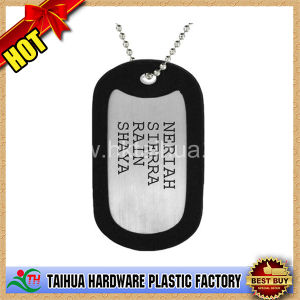 La promoción de metal personalizados Dog Tag (TH-812)