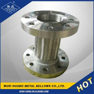 Flexible Braided Metal Pipe con Thread Estremità