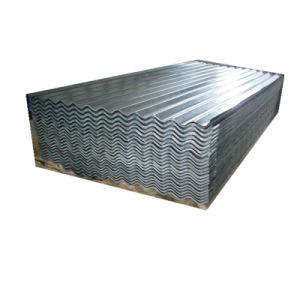 Az150 Zincalume Hoja de techos de chapa de acero corrugado para tejados