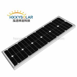50W de energía solar integrado Calle luz LED