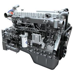 De verticale Dieselmotor van de Directe Injectie met het Intelligente Elektronische Systeem van de Controle