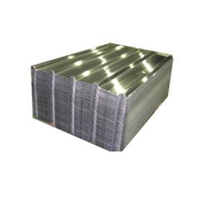 La toiture de l'acier laminé à froid galvanisé feuille de tôle ondulée