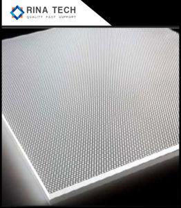 Materiale di piatto acrilico della guida chiara dello strato dello specchio