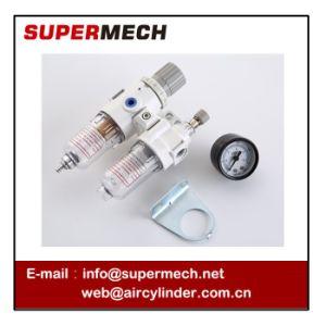 Afc-2000 Van de Bron lucht van de Regelgever van de Filter van de Lucht van de Kleur van de melk de Witte Nieuwe Eenheid Frl van de Behandeling