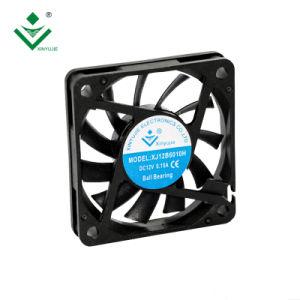 Dispositivo di raffreddamento di aria 19cfm 6cm 6010 ventilatore 3000rpm di alta velocità di CC 5V 12V 24V del ventilatore 60X60 del CPU