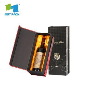 Contenitore ondulato di spedizione di vino del documento della scatola della birra della bottiglia di vetro