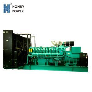 Honny мощность генератора дизельного двигателя с низкой частотой вращения