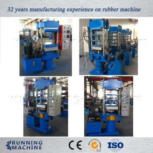 고무 Compression Moulding Press, 스리랑카에 Hydraulic Press Exported