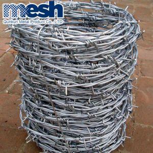 電流を通された有刺鉄線の中国の製造業者