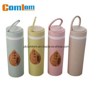 Cl1C-GA801 Comlom de blé de la paille de blé naturel des bouteilles de boissons en bouteilles de verre