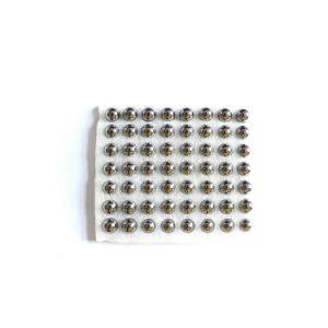 Soem-mit kleinem Durchmesser feste Hartmetall-Feder-Kugel von 0.4mm bis 2mm