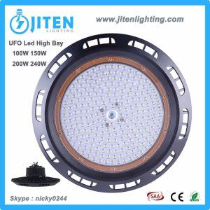 中国の工場150WアルミニウムLED高い湾の産業ライト