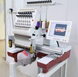 Disegni di macchina del ricamo che danno valori numerici per la protezione e la macchina piana del ricamo