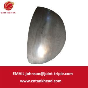 Стены толщиной 07-08 полушария головки блока цилиндров из нержавеющей стали для герметичный бак ID1800мм*40мм