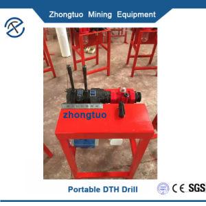 Qd-100 Appareil de forage de distribution par SRD pneumatique avec forage rotatif