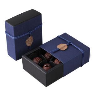 호화스러운 아름다운 디자인 선물을%s 관례에 의하여 인쇄되는 사탕 포장 상자 초콜렛 종이상자