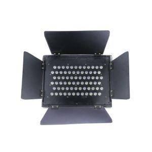 72 PCS Non-Waterproof la etapa de potencia alto cielo y la fila de la tierra de luz LED PAR