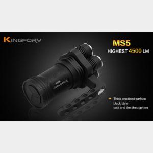 Ms5 4500 люмен Multi-Functional Hand-Held фонарик с яркостью светодиодный индикатор