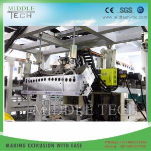 (0.33mm) het Plastic Vrije Schuim van pvc/Schuimende Blad/Raad/de Uitdrijving/de Extruder die van het Comité Machine maken