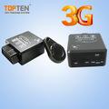 OBD2 GPS Verfolger las Auto Canbus Daten-Stützdrahtlose Relais-Sperre-Motor-Sicherheit Tk228-Ez
