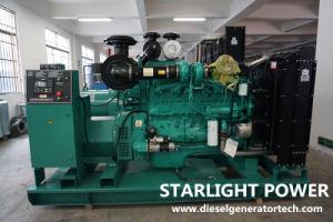 세트 최고 가격을 생성하는 Cummins 6ctaa8.3-G2 디젤 엔진 발전기 200kw 250kVA 힘