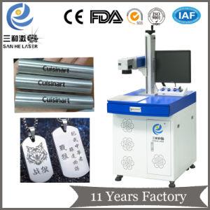 станок для лазерной маркировки волокон с 0.1мм Min. Характер