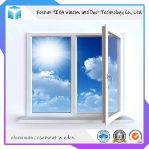 최고 질 강화 유리 열 틈 Ss 그물을%s 가진 알루미늄 여닫이 창 Windows