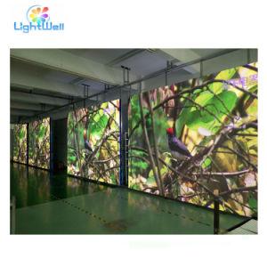 P4.81 полноцветный светодиодный дисплей для установки вне помещений в аренду для рекламы дисплей со светодиодной подсветкой экрана